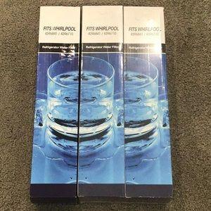 Alpine Water Filter FITS Whirlpool 4396841 / 4396710